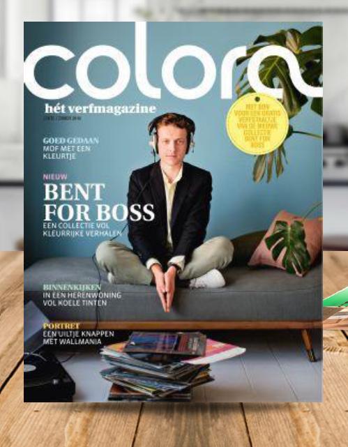 Colora - content magazine