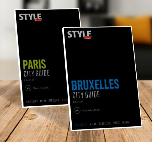Mercedes Benz - trends style - content magazine