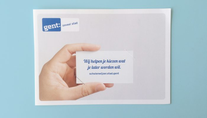 Mailing Stad Gent