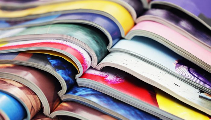 The revival of print magazines