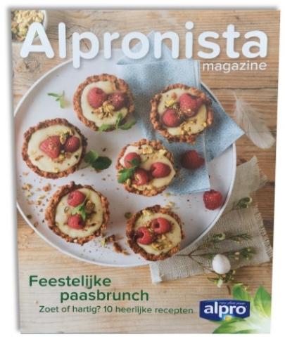 Alpronista - Door to door - targeting - cover