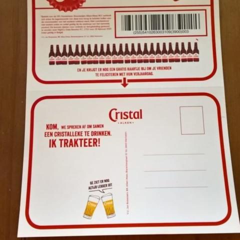 Cristal - Door to door - targeting - 1