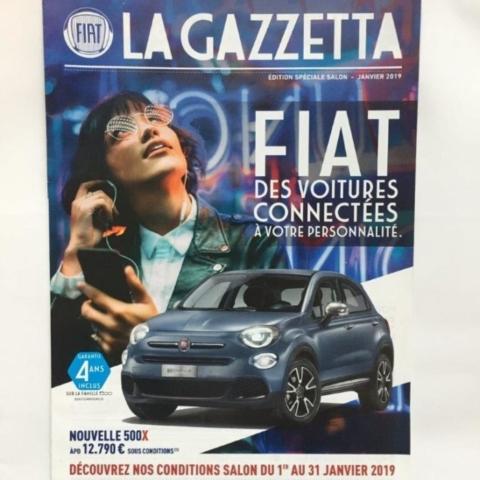 Fiat - Door to door - targeting